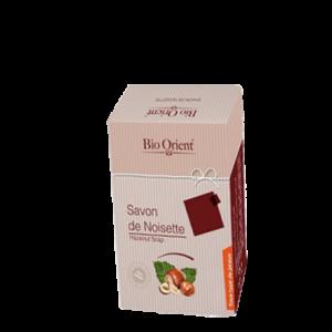 Bio orient savon à l'huile de noisette