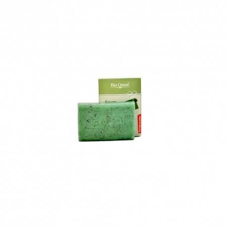BIO Orient Savon Huile d'olive Exfoliant 3
