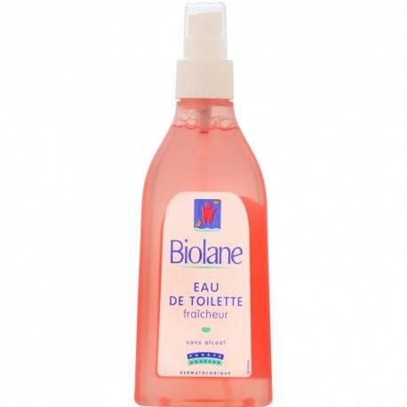BIOLANE EAU DE TOILETTE fraîcheur - 200ML 3