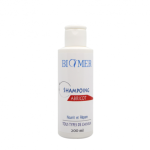 BIOMER SHAMPOING ABRICOT 200ML