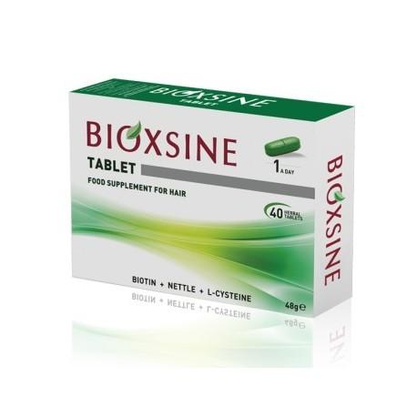 BIOXSINE TABLET 40 COMPRIMES 3
