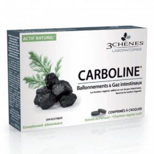 CARBOLINE ANTI-BALLONNEMENTS DE 3 CHÊNES