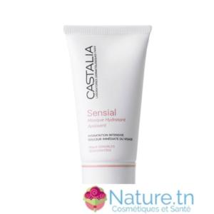 Castalia Sensial Masque Hydratant Apaisant – 50ml