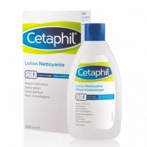 Cetaphil lotion nettoyant