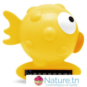 CHICCO Thermomètre de bain Poisson