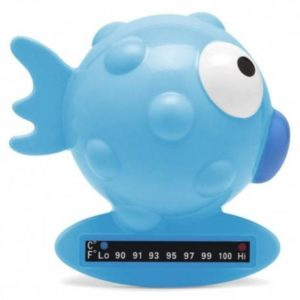 CHICCO THERMOMÈTRE DE BAIN POISSON 0M+