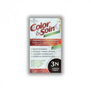 COLORATION ADVANCED 3N CHATAIN FONCÉ 130ML COLOR & SOIN