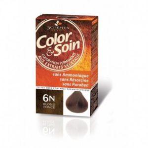 Coloration BLOND FONCE 6N