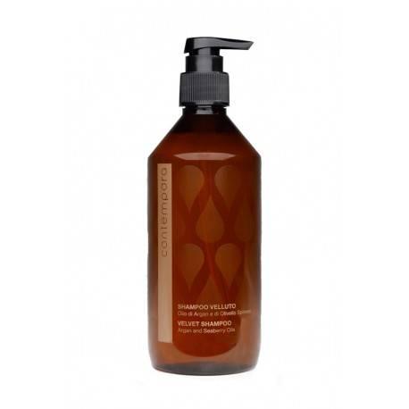 Contempro - Shampoing velours huile d'argan et d'argousier 3