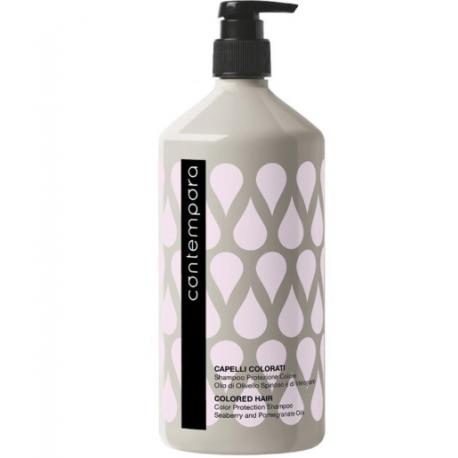 Contempro - Shampooing Protecteur Cheveux Colorés 3