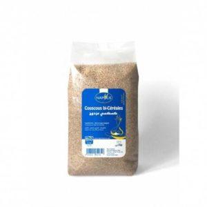 Couscous bi-céréales certifié BIO (1kg) – NAPOLIS