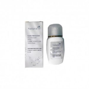 CREME ECLAIRCISSANTE NATURAVIE fluide éclaircissant intense SPF50+ (50 ml)