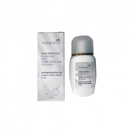 CREME ECLAIRCISSANTE NATURAVIE fluide éclaircissant intense SPF50+ (50 ml) 3