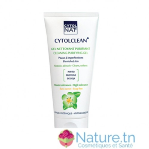 CYTOL'NAT CYTOLCLEAN GEL NETTOYANT 175ML