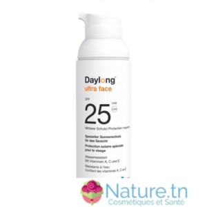 DAYLONG ULTRA FACE SPF 25 LOTION SOLAIRE 50ML