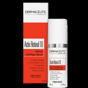 Dermaceutic activ retinol  1.0 Sérum anti age intensif