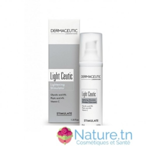 DERMACEUTIC LIGHT CEUTIC SOIN DE NUIT 40ML