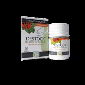 DESTOCK – Brûleur de graisses Naturalya