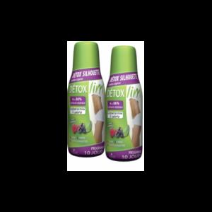Détoxlim silhouette smoothie vegan