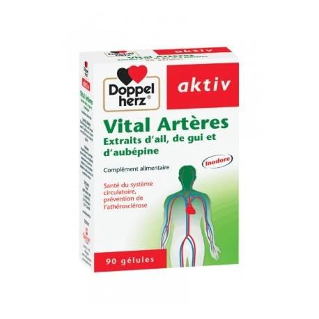 Doppelherz ACTIV VITAL ARTERES - 90 Gélules 3