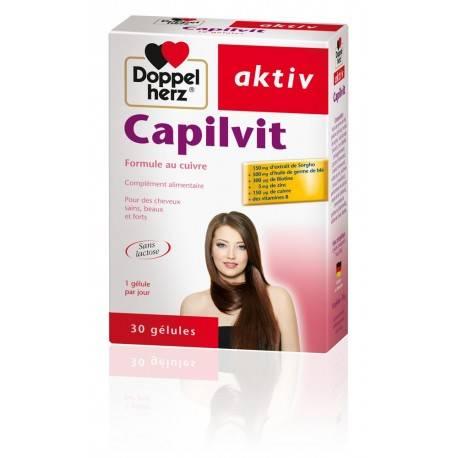 Doppelherz CAPILVIT - 30 Gélules 3