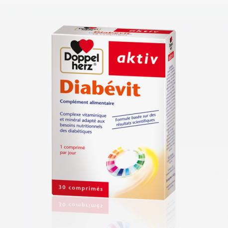 Doppelherz Diabévit - 30 comprimés 3