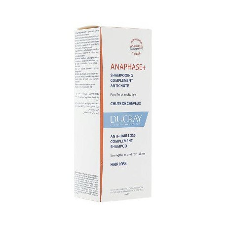 DUCRAY ANAPHASE+SHAMPOOING ANTICHUTE 200 ML 3