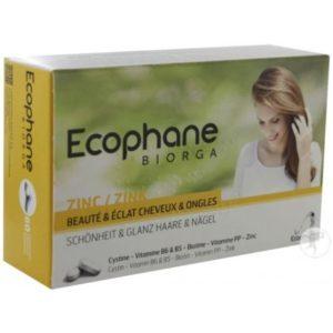 Ecophane cheveux et ongles