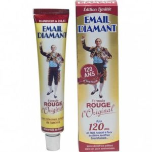 Dentifrice Email Diamant Formule Rouge, 50ml