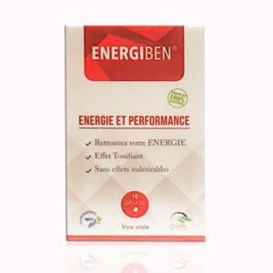 ENERGIBEN ENERGIE ET PERFORMANCE 10 GELULES