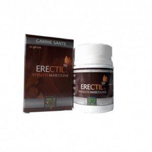 ERECTIL – Vitalité masculine Naturalya