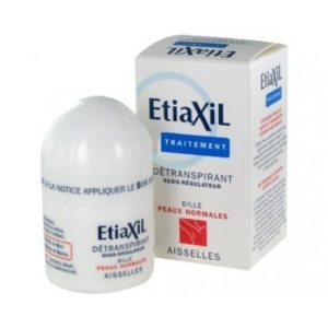 Etiaxil deo roll-on peaux normale