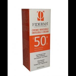 FIDERMA INVISIBLE SOLAIRE SPF 50+