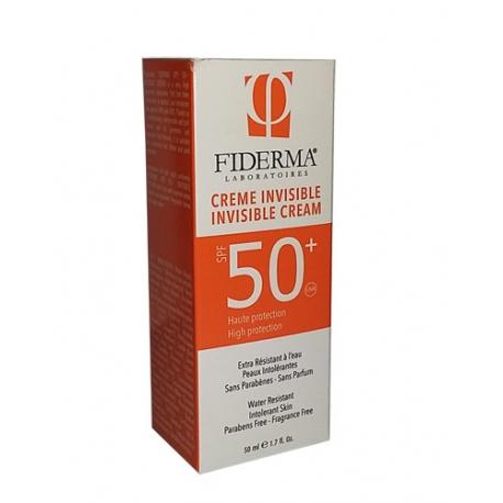 FIDERMA INVISIBLE SOLAIRE SPF 50+ 3