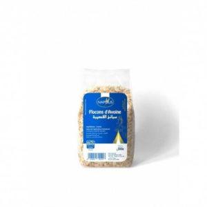 Flocons d'avoine certifié BIO – NAPOLIS