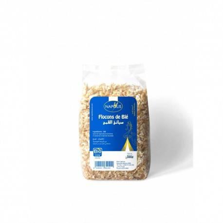 Flocons de blé certifiés BIO (300g) - NAPOLIS 3