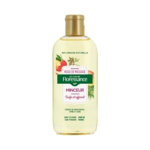 Floressance huile de massage minceur