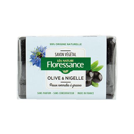 FLORESSANCE SAVON NOIR OLIVE & NIGELLE 200 g 3