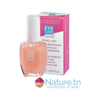 Eye care Vernis à ongles fortifiant, lissant