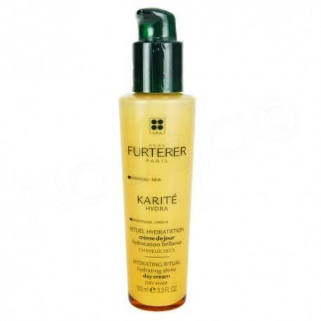FURTERER KARITÉ HYDRA CRÈME DE JOUR HYDRATATION BRILLANCE Cheveux secs 3
