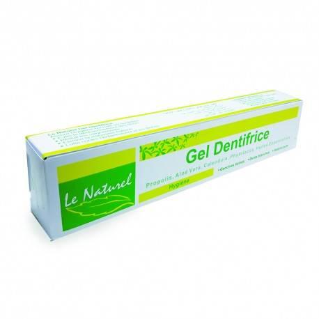 Gel dentifrice aloe vera et huiles essentielles 70ml – LE NATUREL 3