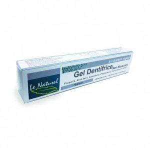 Gel dentifrice au charbon végétal – le naturel