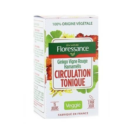 Gélules végétales Circulation tonique 3