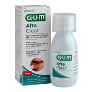 Gum Afta Clear bain de bouche