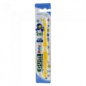 Gum Brosse à dents Baby 0-2 ans  213
