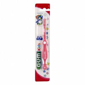 Gum brosse à dents kids 3-6ans /214