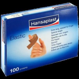 Hansaplast élastique , 100strips