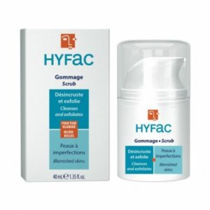 HYFAC GOMMAGE EXFOLIANT EXPRESS 40ML