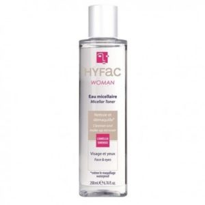 Hyfac woman eau micellaire