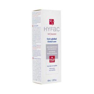Hyfac Woman soin global (40 ml)